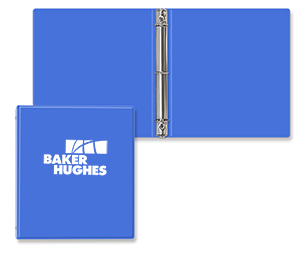 "Item: 2019 - 3"" Standard Round Ring Binder"