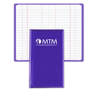 Item: 3316 - Flexible Tally Book Jr.