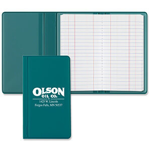 Item: 3319 - Tri-Fold Tally Book Jr.