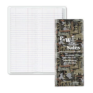 Item: 3420 - Oilfield Camo® Tallybook