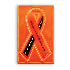 Item: RF230 - Reflective Ribbon Sticker